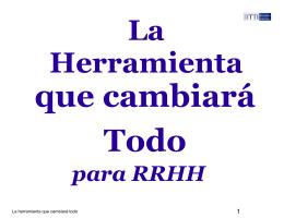 La mayor Dificultad de RRHH?