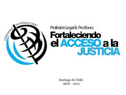 Fundación de Asistencia Legal Comunitaria
