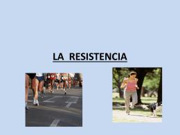 3.-la resistencia