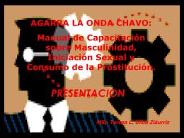 AGARRA LA ONDA CHAVO