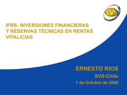 IAS 39 Inversiones Financieras