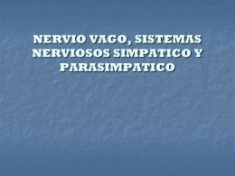 NERVIO VAGO (X) - anatomiayplastinacion