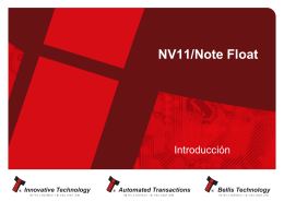 NV11/Note Float