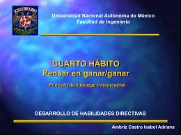 Cuarto Habito, Ambriz Castro Isabel, 2006-1