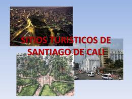 SITIOS TURISTICOS DE LA CIUDAD DE CALI