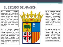 Escudo Aragón