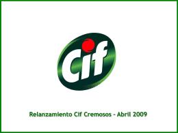 CIF RENUEVA TUS COSAS