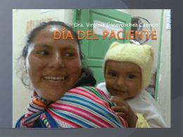 Diapositiva 1 - INSN Instituto Nacional de Salud del Niño