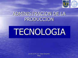 12: Tecnología