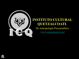 Doctrina Secreta de Anahuac - Instituto Cultural Quetzalcoatl