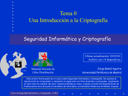 sitema00 - Departamento de Computación