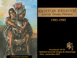 kristian krekovic - Holismo Planetario en la Web