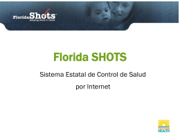 Florida SHOTS