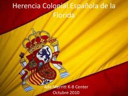 Herencia Colonial Española de