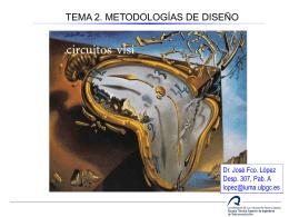 Metodologías de Diseño VLSI