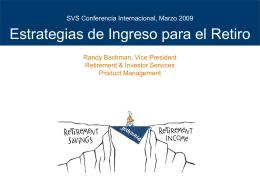 The Principal Title Page - Superintendencia de Valores y Seguros