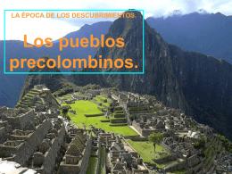 precolombinos - Mestre a casa