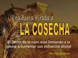 Es Hora de La Cosecha - Ministerio Dinamita Pentecostes