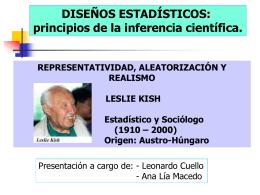 Presentación Kish