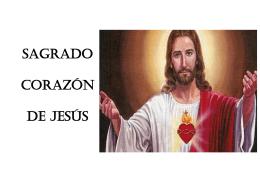 Presentación Sagrado Corazón de Jesús