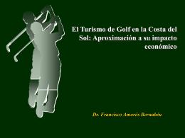 El Turismo de Golf en la Costa del Sol