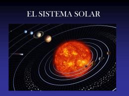 EL SISTEMA SOLAR.NACHO