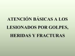 4. Las Heridas - WordPress.com