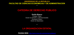 8.TEMA.LA_ORGANIZACION_ESTATAL.Presentacion