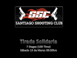 Tirada Solidaria - Santiago Shooting Club