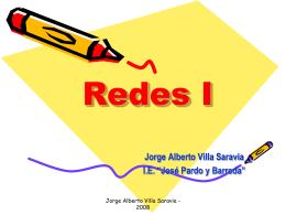 Redes I - Prof-Alicia-Marino