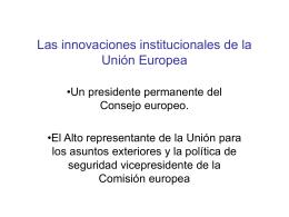Consejo de la UE