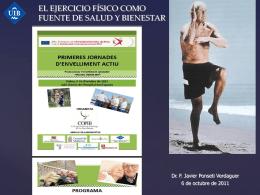 Realizar ejercicio físico