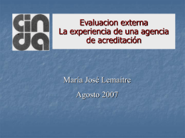 Lemaitre-panel-sobre-evaluacion-externa