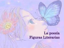 La Poesia y Figuras literarias - MsBarrios-Spanish