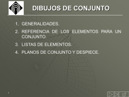 DIBUJO TECNICO Y NORMALIZACION