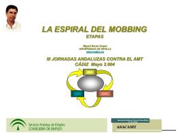 2.Etapas del mobbing
