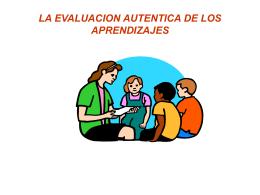 Evaluación Autentica