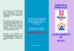 Diapositiva 1 - Ayuntamiento de Getxo