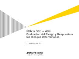 NIA 402 - Ideprocop