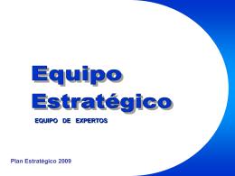 Plan Estratégico 2009