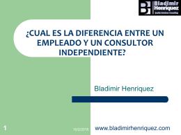 cual es la diferencia entre un empleado y un empresario?