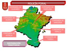 CUERPO DE POLICÍA FORAL DE NAVARRA