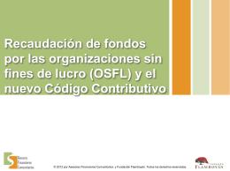 Conferencia - Recaudacion de Fondos FINAL