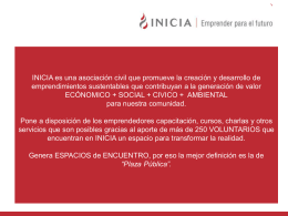 Marketing - INICIA