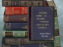 """estudio de la palabra """" cojones """""""