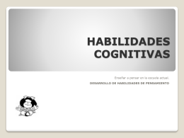 Habilidades cognitivas_Taller Santillana