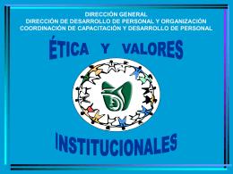 10 picevi presentacion - Desarrollo Profesional