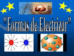 no electrizada