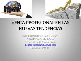 Diapositiva 1 - Universidad de Bogotá Jorge Tadeo Lozano