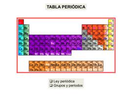 Estructura de la Materia III